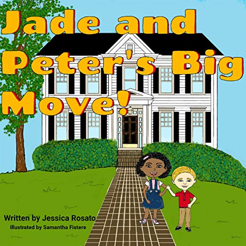 Jade and Peter's Big Move cover art