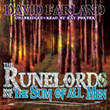The Sum of All Men: The Runelords, Book One
