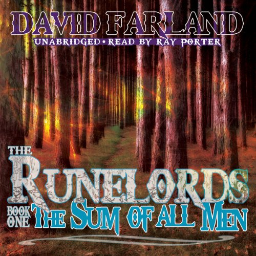The Sum of All Men audiobook cover art