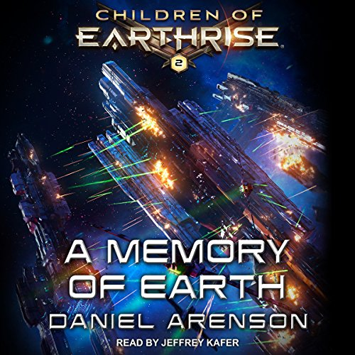 A Memory of Earth audiobook cover art
