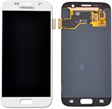 Display Touch Screen Digitizer Assembly Replacement Part for Samsung Galaxy S7. (White)