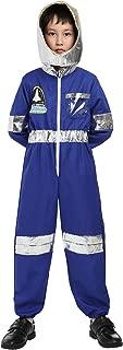 Haorugut Astronaut Costume for Kids Astronaut Helmet