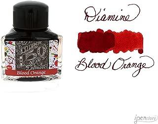 Diamine 40ml Blood Orange Fountain Pen Ink - 150 Year Anniversary Edition