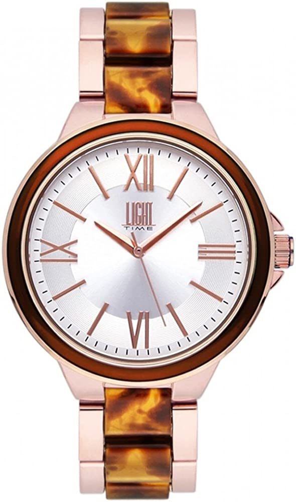 Light time, orologio per donna, in acciaio inossidabile 8054726935742