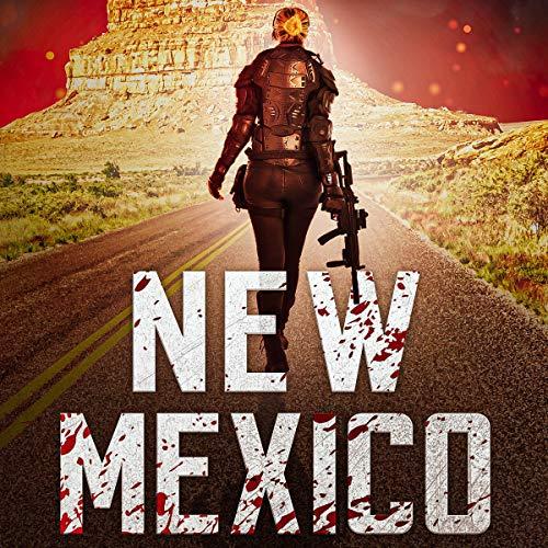 Dead America: New Mexico cover art