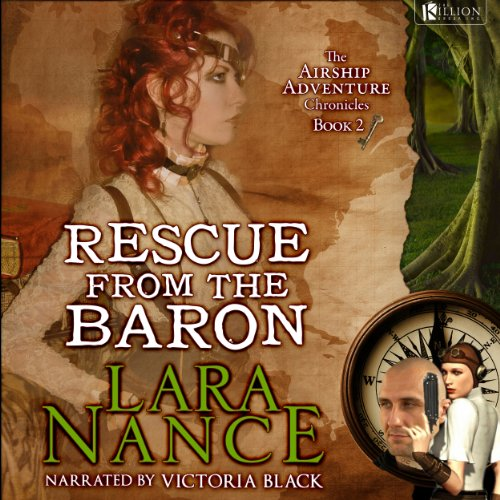 Rescue from the Baron audiobook cover art