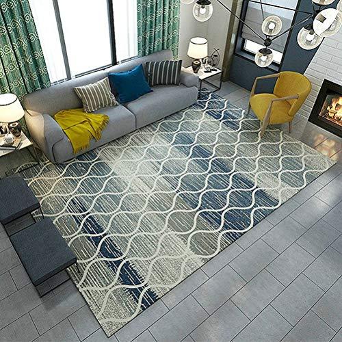 ZI LING SHOP- Zachte tapijten voor de woonkamer, pluizige Shaggy Area Tapijt Geschikt als Slaapkamertapijt Home Decor Kwekerij Tapijten Kids Mat tapijt B-160 x 230 cm