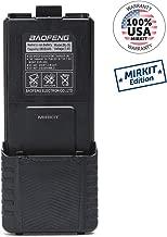 Original Baofeng Li-ion Battery 3800MAh high capacity for UV-5R radio Black New