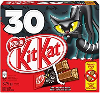 Nestle Kit Kat Snack Size Halloween Version Imported from Canada - 30ct/375g