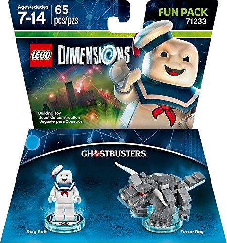 Lego Dimensions Ghostbusters Stay Puft Fun Pack by Warner Bros Games