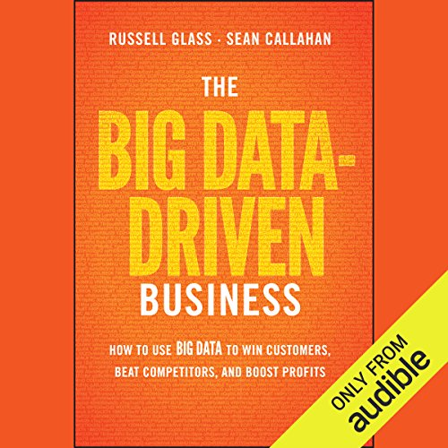 The Big Data-Driven Business audiobook cover art