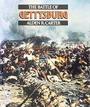 The Battle of Gettysburg (First Books) 053110852X Book Cover
