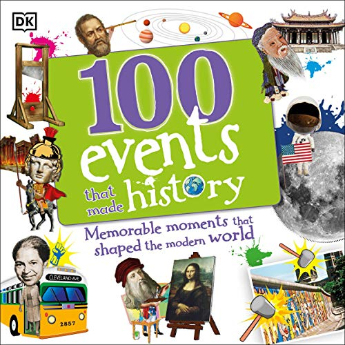 100 Events That Made History cover art