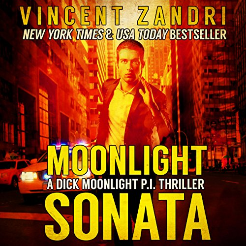 Moonlight Sonata audiobook cover art