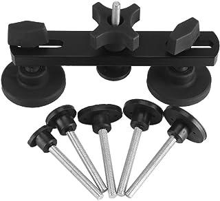 Kits de Tiradores de Puente para Coche Herramientas de reparación de eliminación de abolladuras sin Pintura con 6 pestañas de Pegamento de tamaño