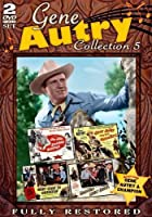 Gene Autry: Movie Collection 5 [DVD] [Import]