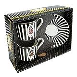 SANTORO Gorjuss Ladybird Ruby - Juego de 2 tazas de té, diseño de Ladybird