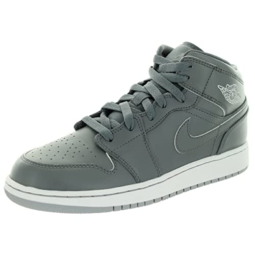 the best attitude 610eb a8000 Jordan 1 Mid Grade School Basketball Shoes