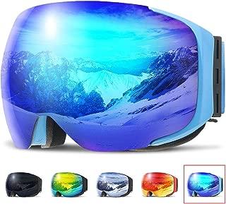 Best mens white ski goggles Reviews