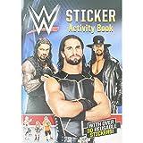 WWE Autocollant Cahier D'activités