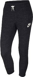 Nike Youth Girls Gym's Vintage Capri Pant Black 811575