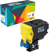 Do it Wiser Compatible Yellow Toner for Konica Minolta Magicolor 4750 4750DN 4750EN MC4750 - A0X5251 A0X5230 - High Yield 6,000 Pages