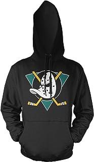 uglyshirt89 Mighty Ducks Kapuzenpullover | Eishockey | Sport | Minnesota | USA | Männer | Herren | Film | Superteam | Ducks | Kult