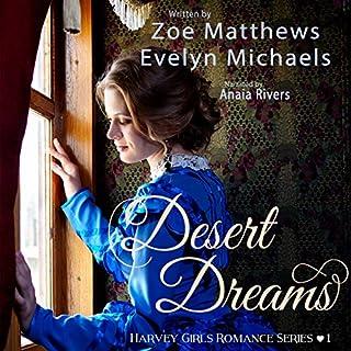 Desert Dreams audiobook cover art