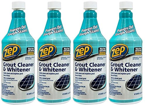 ZEP INC ZU104632 32Oz Zep Grout Cleaner, 4 Pack