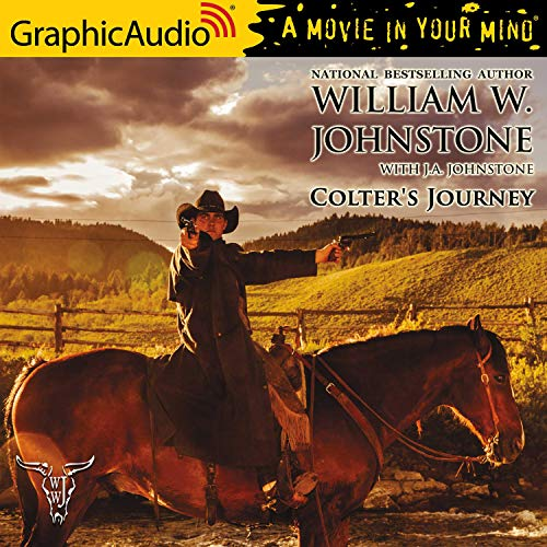 Couverture de Colter's Journey [Dramatized Adaptation]