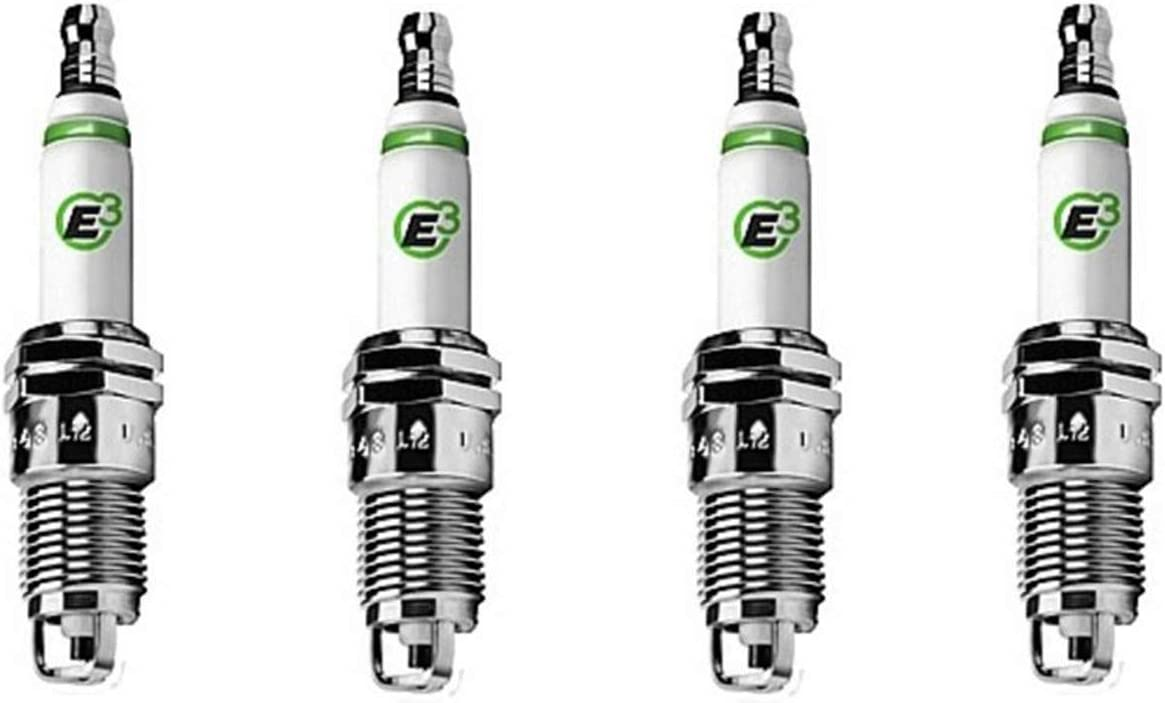 Free shipping on posting reviews E3.62 New Shipping Free Shipping E3 Premium Automotive Spark Plugs 100K miles 4 - PACK