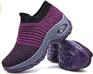 Zapatos de Trabajo Muy cómodos para Trabajos de hostelería y no resbalan-UniseZapatos Casuales Muy cómodos para Trabajos d...