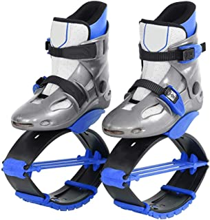 Alomejor Zapatos para Saltar Deportes Botas de Canguro