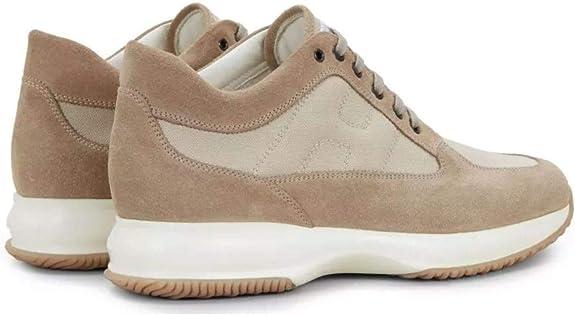 Hogan Sneaker Interactive Uomo Beige HXM00N00E108O6C609 40, BO6 ...