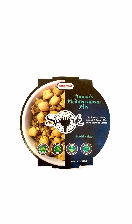 Field Inexpensive to Spork Grain Bowls - Amma's Mediterranean Quick Mea Sale Mix