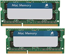 $64 Get Corsair Apple Certified 16GB (2 x 8GB) DDR3 1333 MHz (PC3 10600) Laptop Memory for Mac Model CMSA16GX3M2A1333C9
