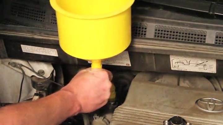Aramox 15pcs Automotive Car Truck Engine Oil Funnel Filler with Adaptor Tool Set