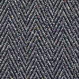 Tweed Fischgrät grau - Preis gilt für 0,5 Meter
