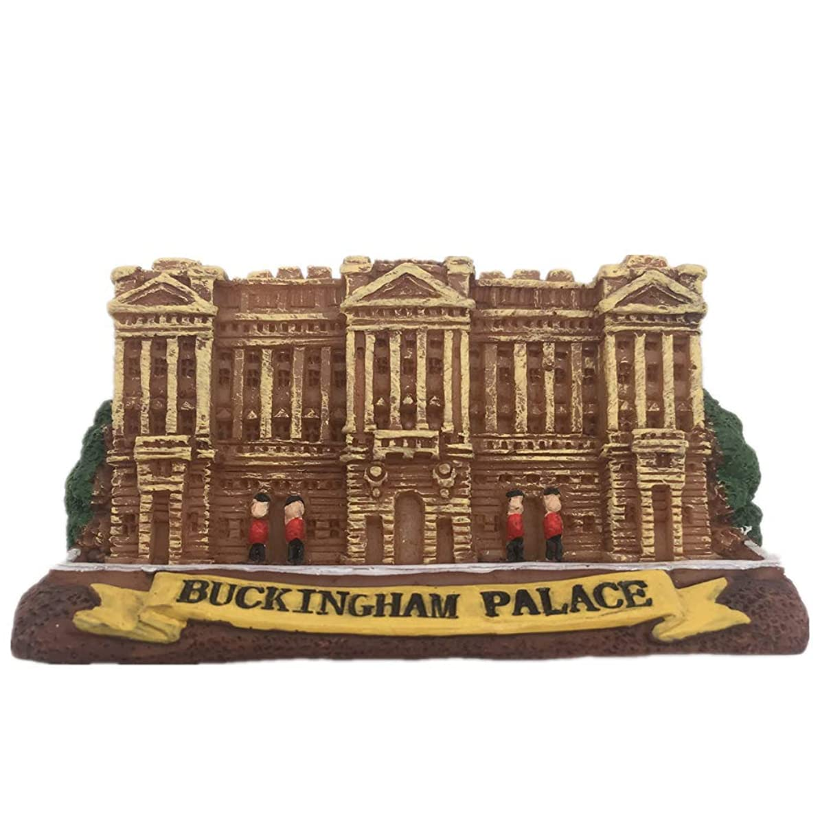 テレビ殺しますモデレータバッキンガム宮殿ロンドンイングランド英国冷蔵庫用マグネットステッカー3D手作り樹脂旅行ギフトお土産コレクションデコレーション