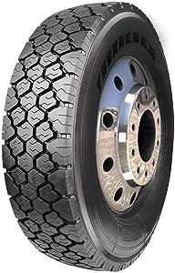 Thunderer Drive All-Season Radial Tire-225/70R19.5 127M 14-ply