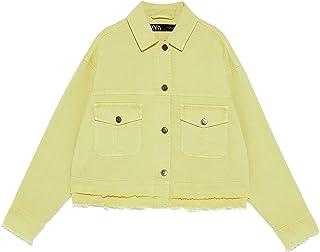 f035d655 Amazon.co.uk: Zara - Coats & Jackets / Women: Clothing