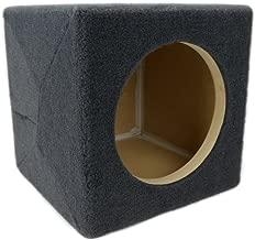 0.30 ft^3 Sealed MDF Sub Woofer Enclosure for Single JL Audio 8