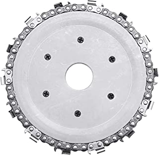 XUQIANG Mise à Niveau Upgrade 5 Pouces Disc 22mm Arbour 14 Dents Disque de Sculpture sur Bois pour 125 mm Outils à Main po...