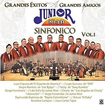 Grandes Éxitos Grandes Amigos Sinfónico, Vol. 1
