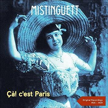 Çà ! C'est Paris (Original recordings 1926 - 1928)