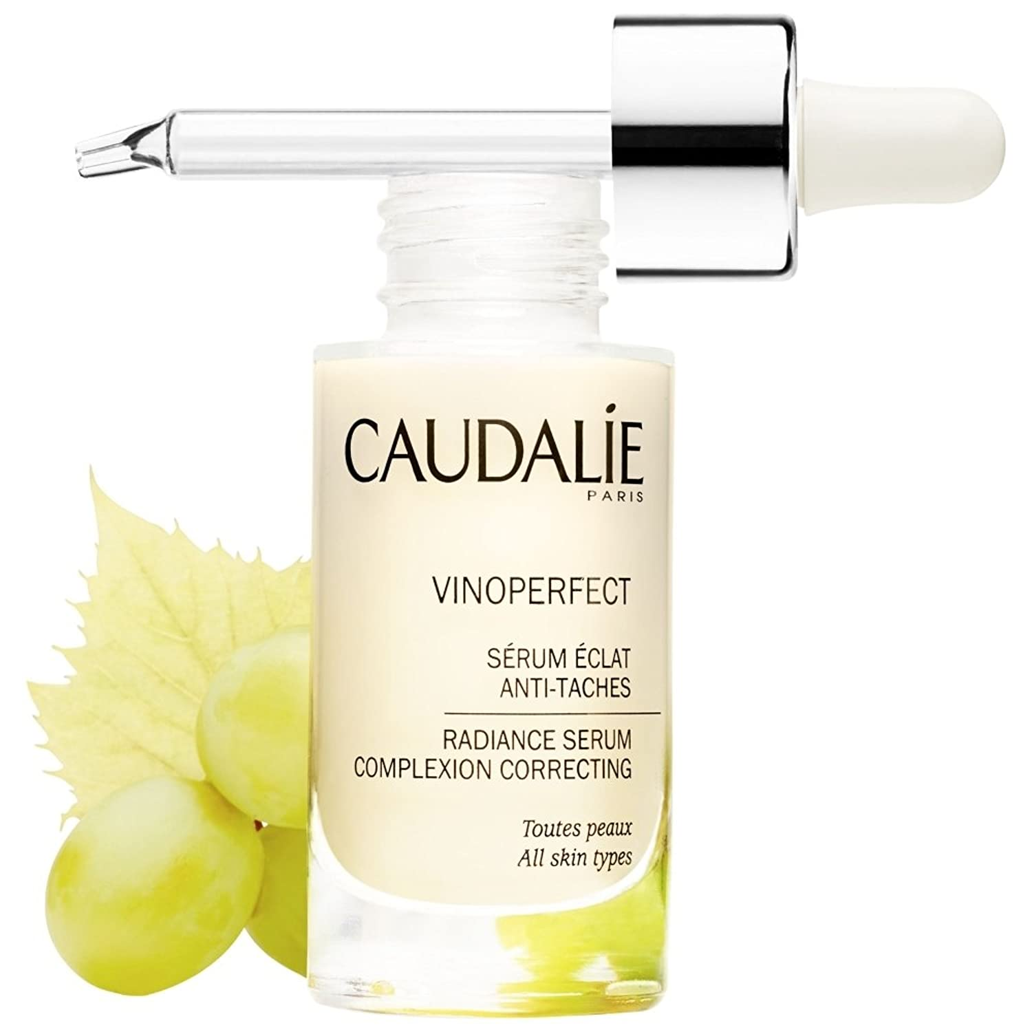 コーダリーのVinoperfect輝き血清30ミリリットル (Caudalie) (x6) - Caudalie Vinoperfect Radiance Serum 30ml (Pack of 6) [並行輸入品]