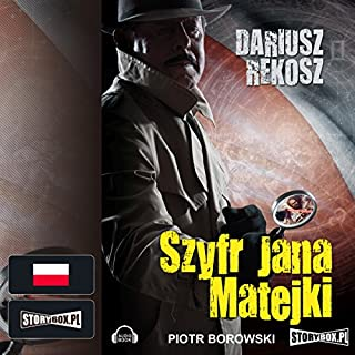 Szyfr Jana Matejki audiobook cover art