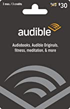 audible membership gift card