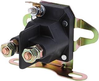 Tubayia - Motor de Arranque Universal para cortacésped (con Interruptor magnético, para Briggs & Stratton)