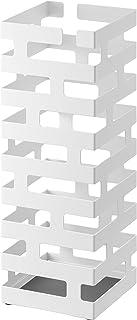 山崎実業 傘立て ブリック ホワイト 2362